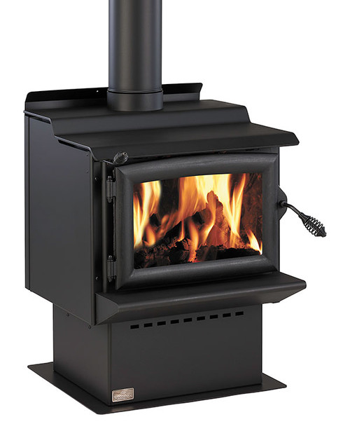 Woodsman Tasman MKII Freestanding Wood Burner