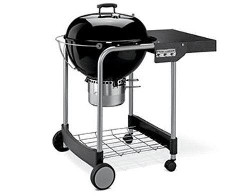 Weber Performer Kettle with Gourmet Barbecue System Grill