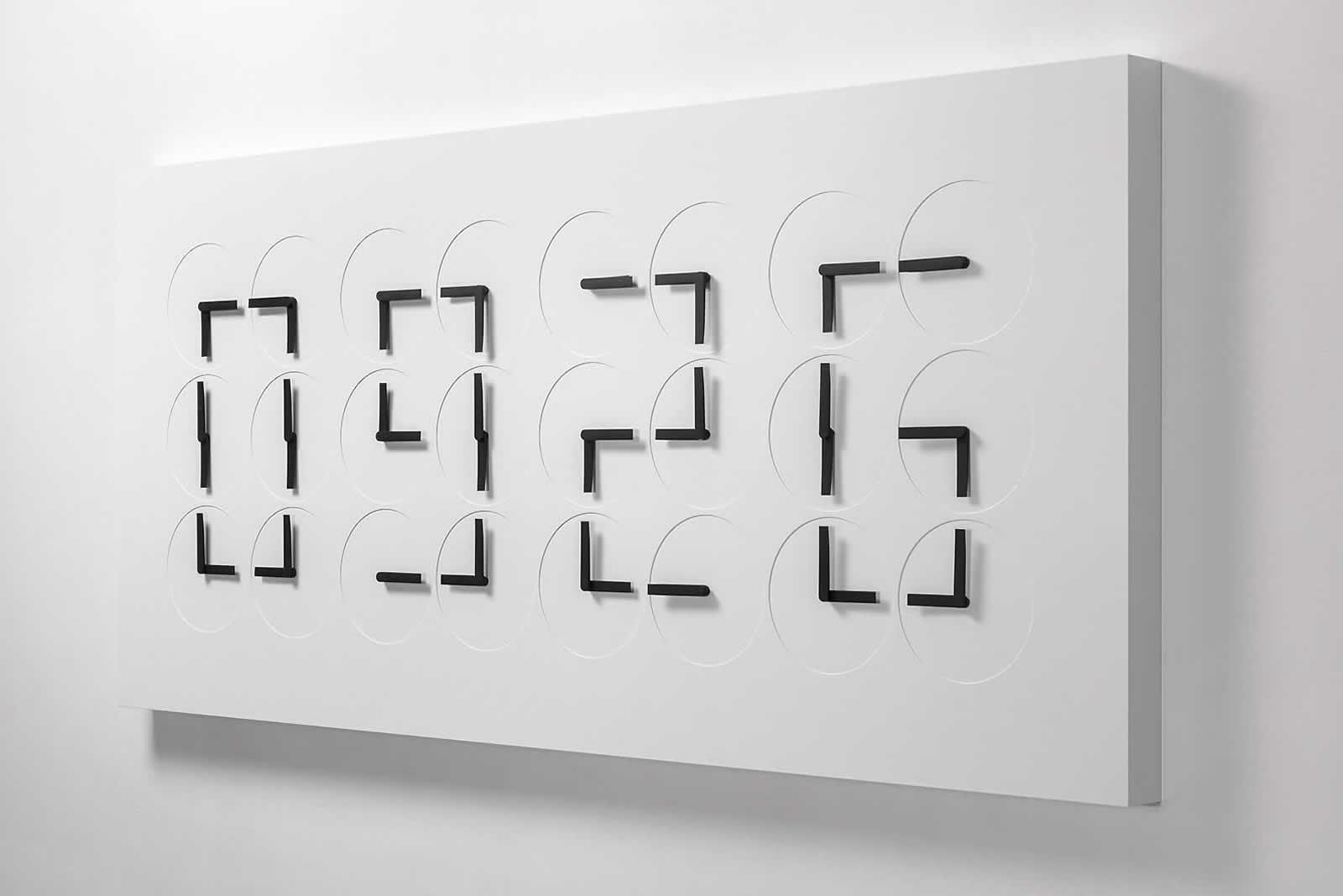 ClockClock L by Humans since 1982