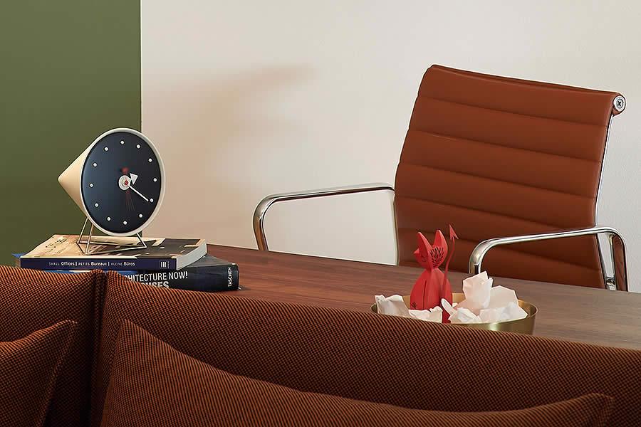 george nelson table clocks