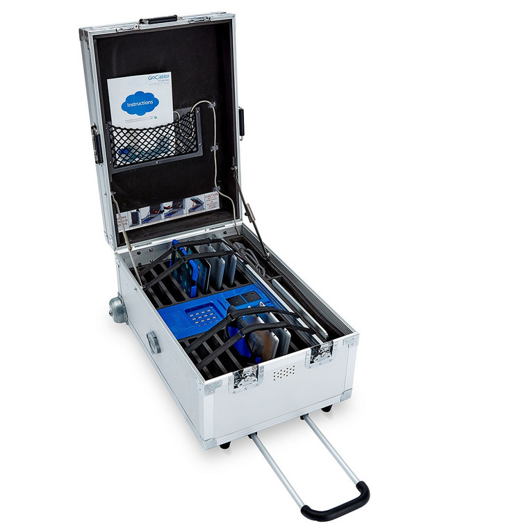 Charges 16 USB devices up to 11″ – tablets, mobile phones, POS, e-readers, PDAs, scanners or any other USB chargeable devices