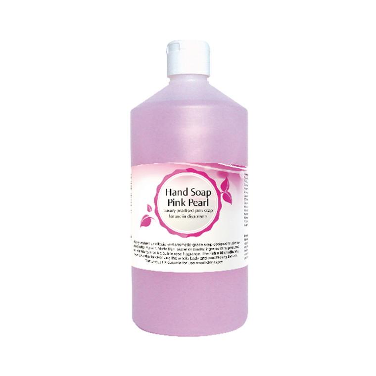 2W07558 2Work Pink Pearl Hand Soap 750ml 402