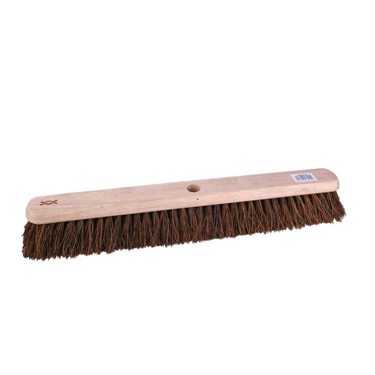 CX06898 24 Inch Platform Broom with Stiff Bristles 1400mm Handle 102884