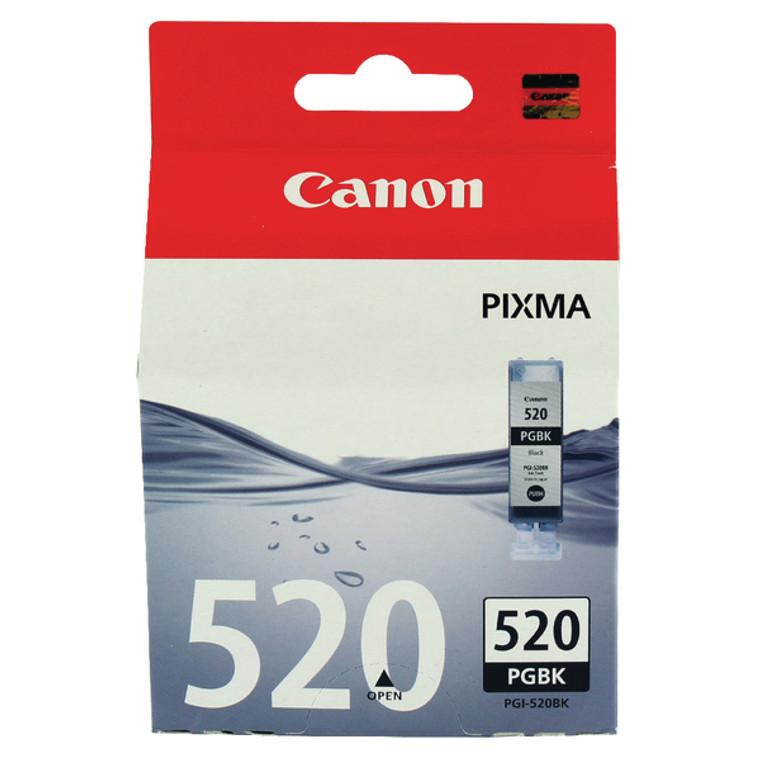 PGI-520BK Canon 2932B001 PGI-520 Black Ink Cartridge