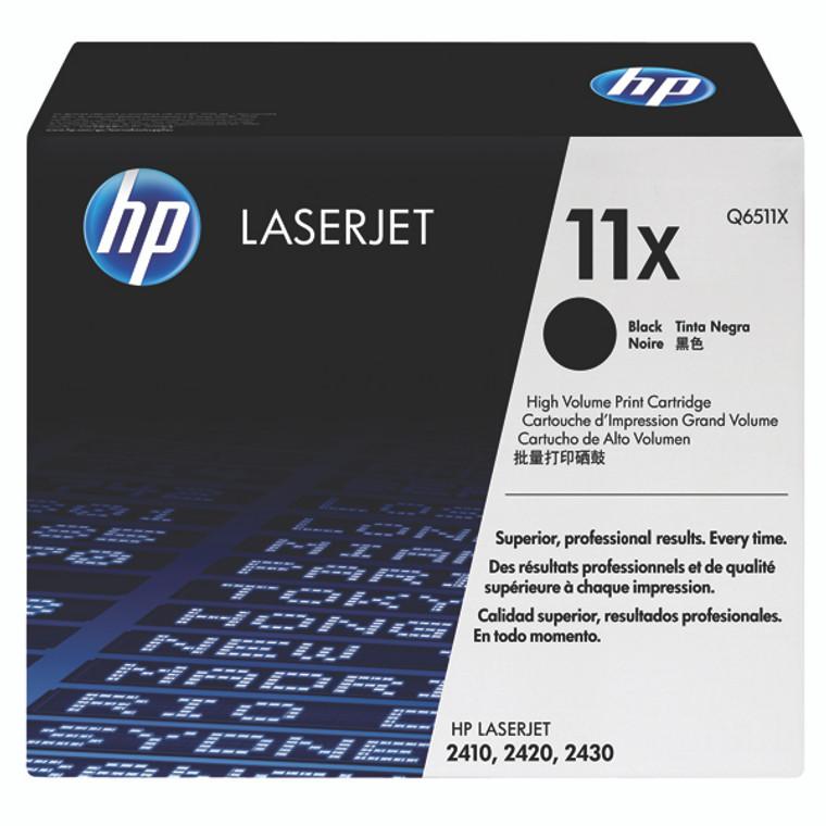 Q6511X HP Q6511X 11X Black Toner High Capacity
