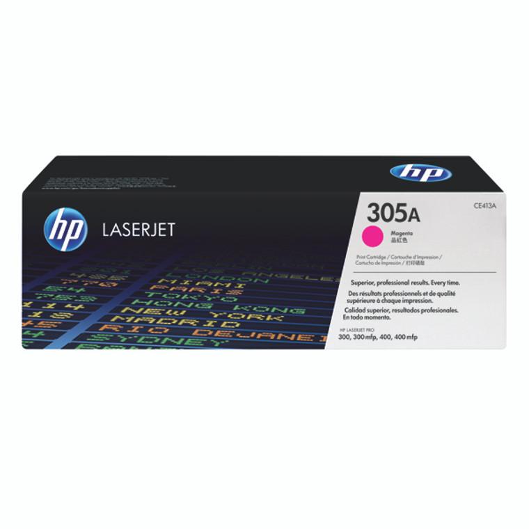 CE413A HP CE413A 305A Magenta Toner