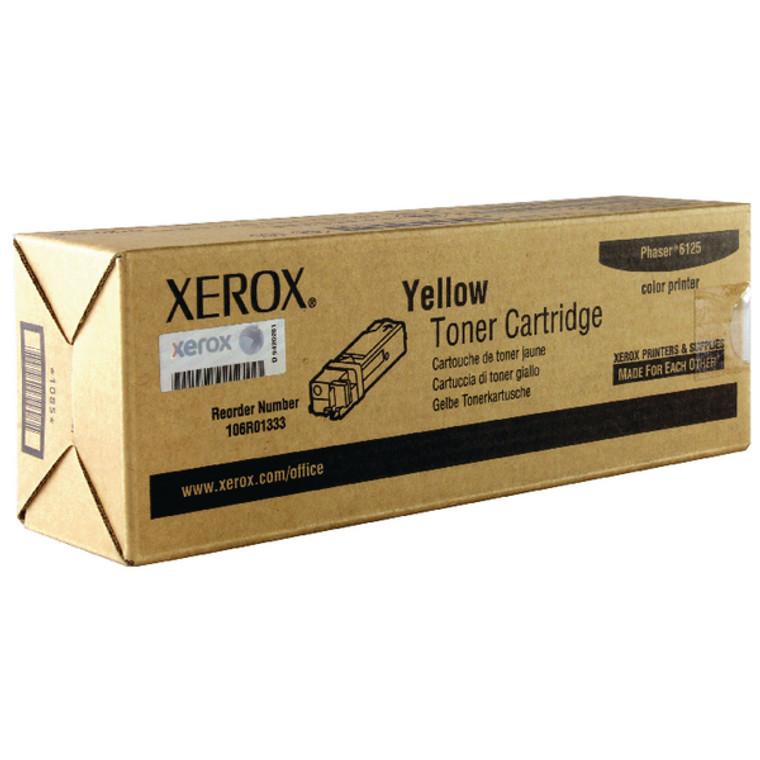 106R01333 Xerox 106R01333 Yellow Toner