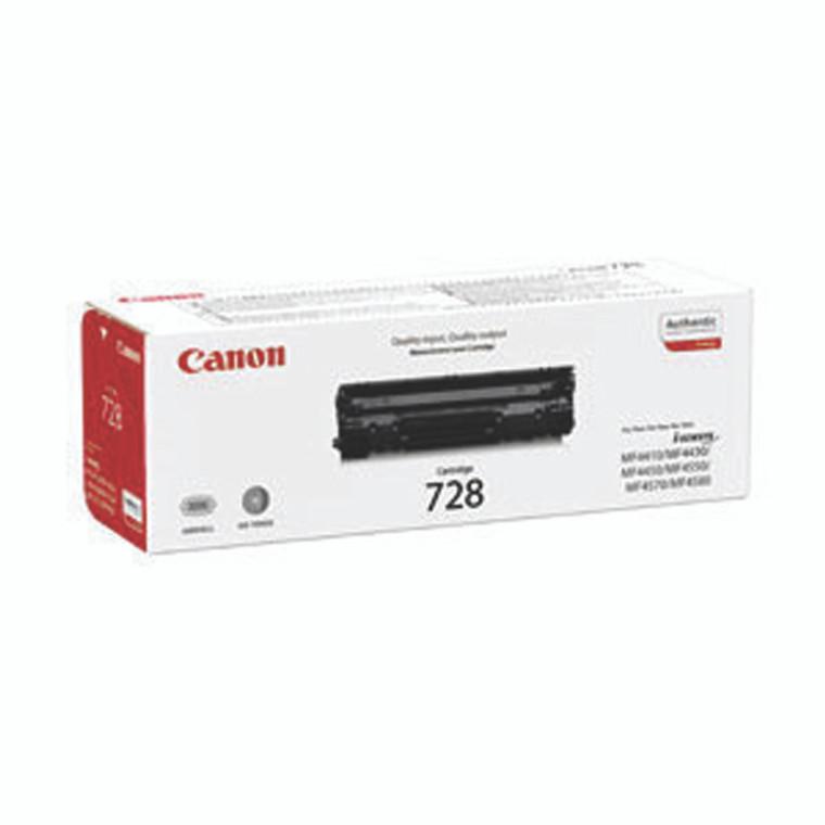 3500B002AA Canon 3500B002 728 Black Toner