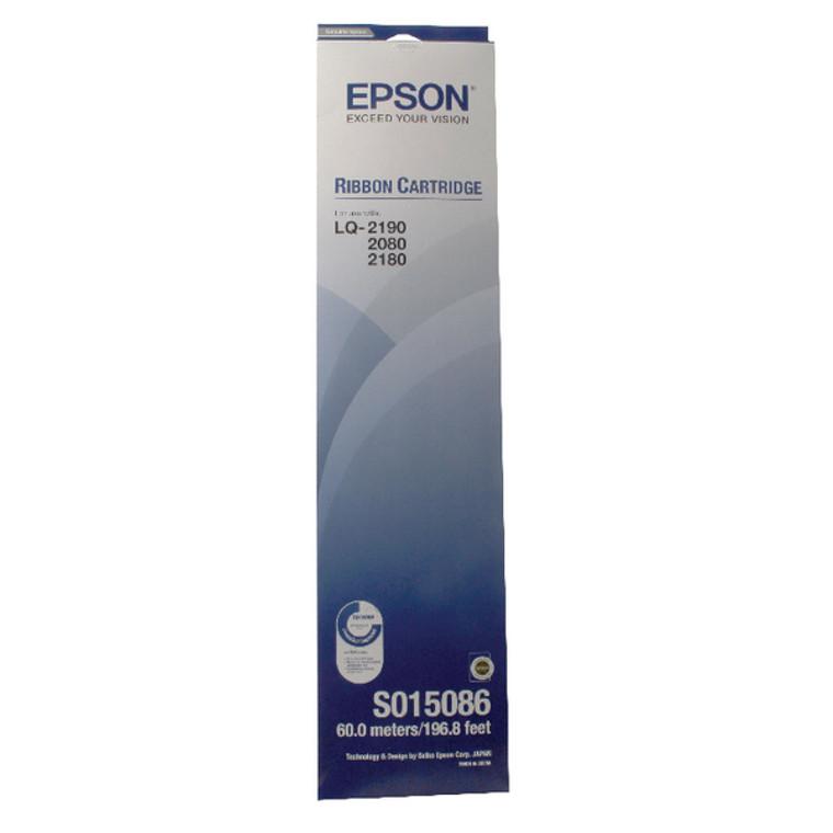 S015086 Epson C13S015086 Black Ribbon
