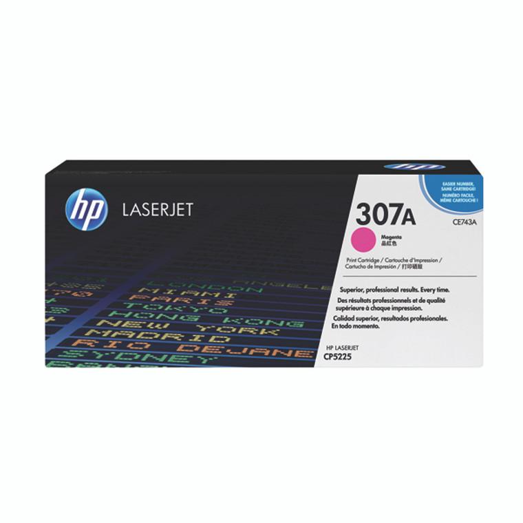 CE743A HP CE743A Magenta Toner