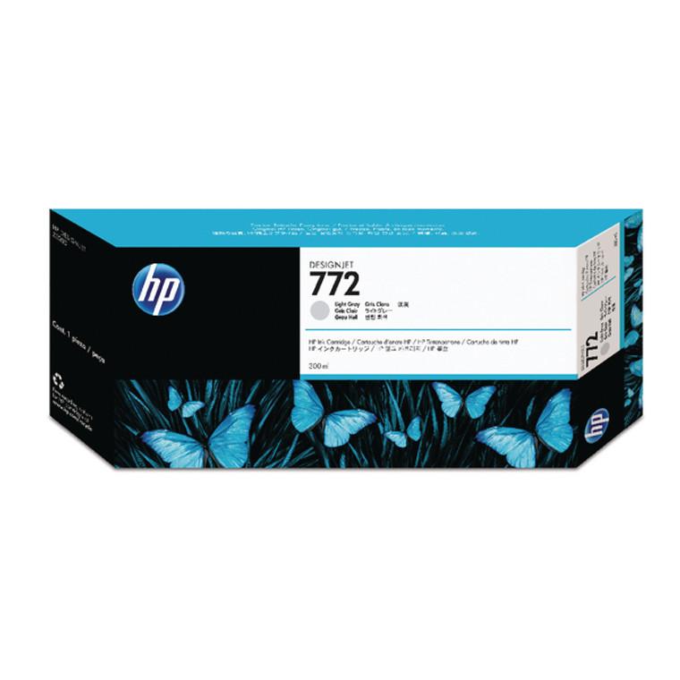 CN634A HP CN634A 772 Light Grey Ink Cartridge