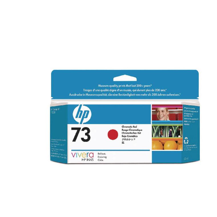 CD951A HP CD951A 73 Chromatic Red Ink Cartridge