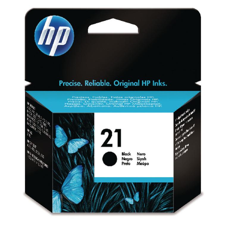 C9351AE HP C9351AE 21 Black Ink Cartridge