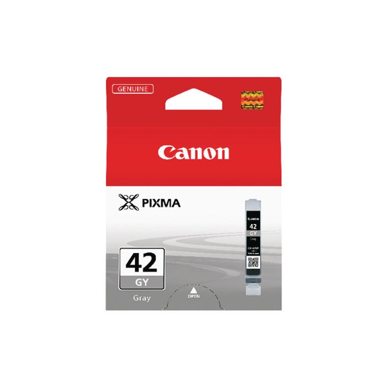 CLI-42GY Canon 6390B001 CLI-42 Grey Ink Cartridge