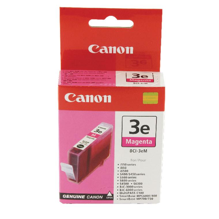 BCI-3eM Canon 4481A002 BCI-3e Magenta Ink Cartridge