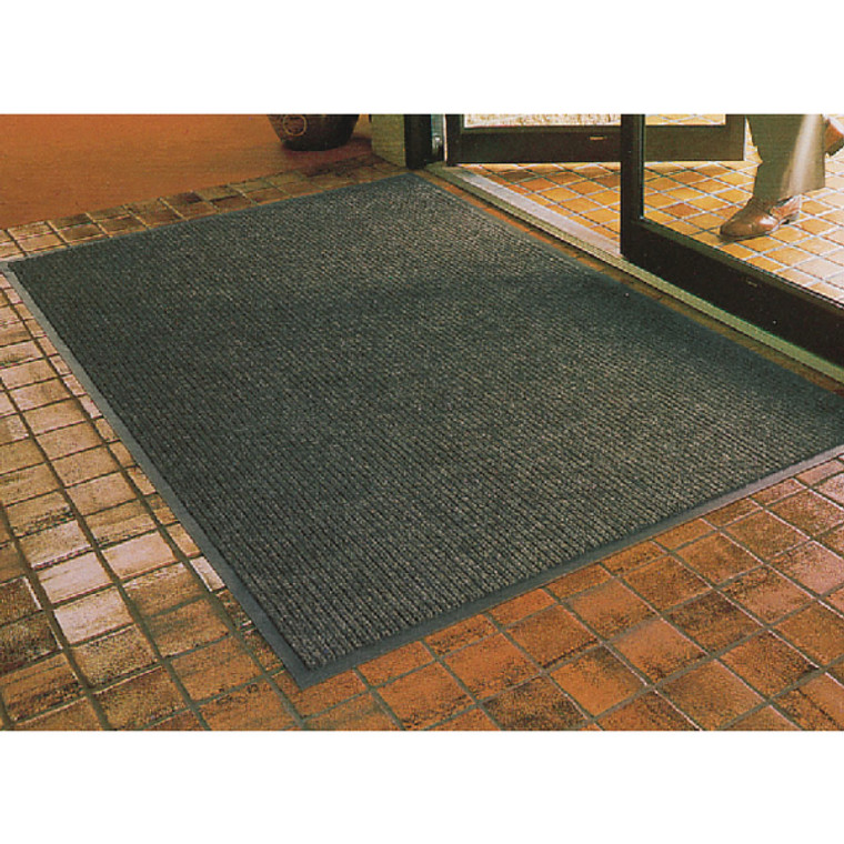 SBY06730 VFM Charcoal Deluxe Entrance Matting 1219x1829mm 312096