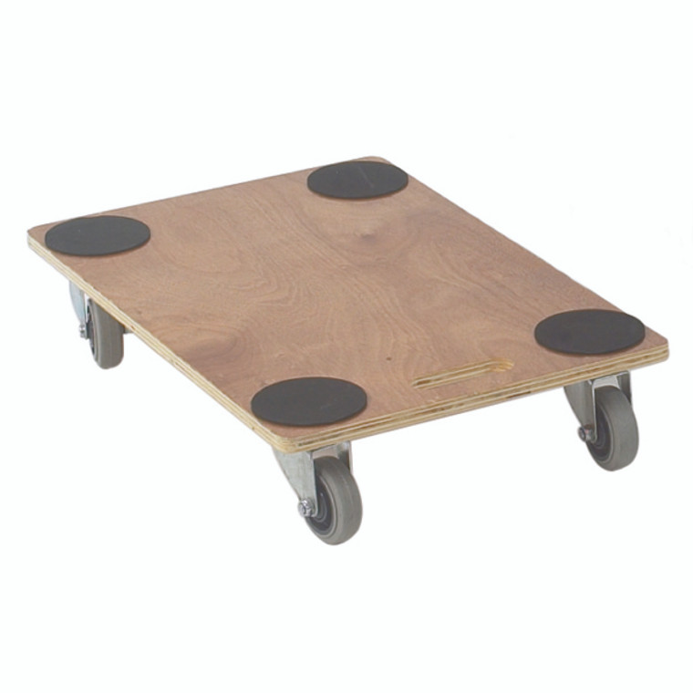 SBY13392 Plywood Dolly 760X460X135mm Brown 329333