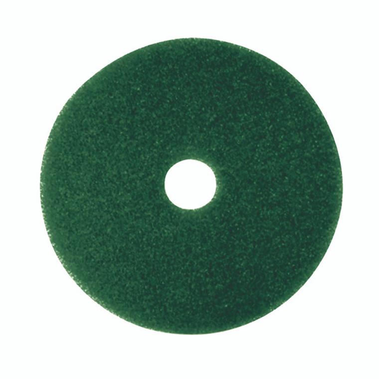 3M34985 3M Scrubbing Floor Pad 380mm Green Pack 5 2ndGN15