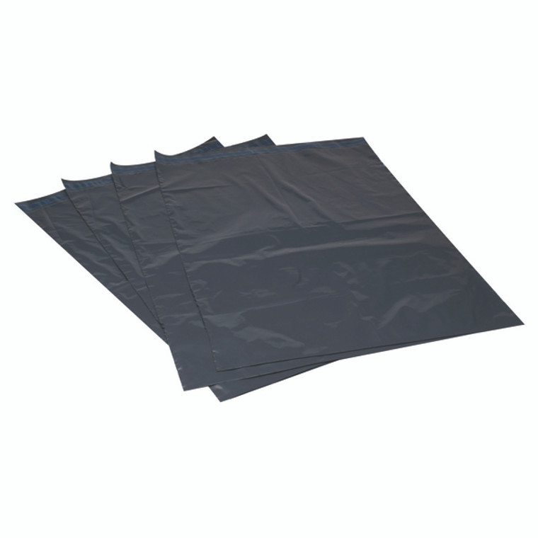 MA04349 Mail Bag Self Seal 425x600mm Pack 100 Opaque Grey Pack 100 PM-04250060-C