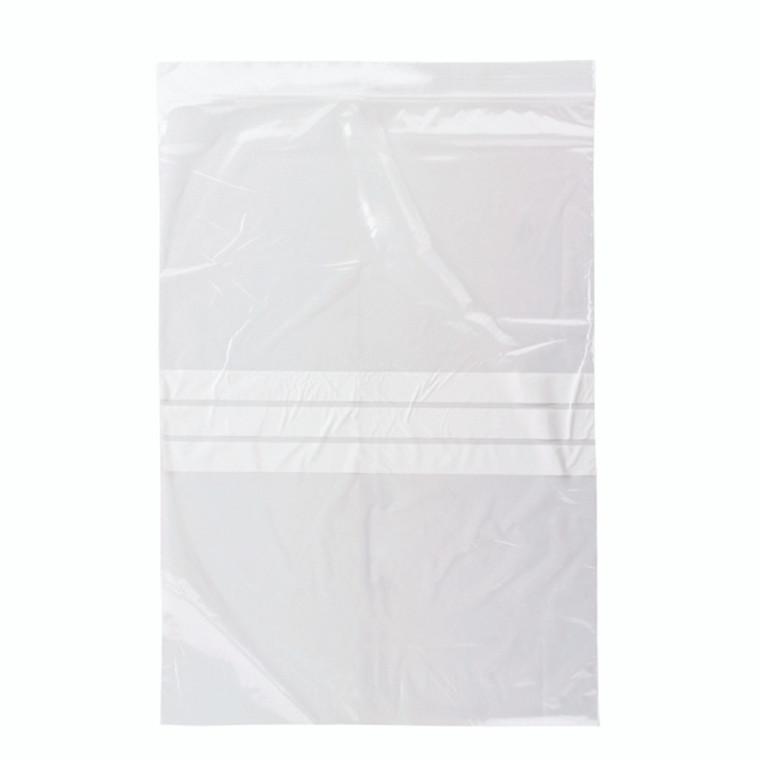 GP01403 Write-on Minigrip Bag 230x325mm Pack 1000 GA-132