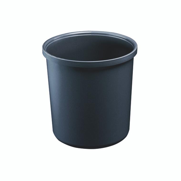 MY19BK Avery Polypropylene Waste Bin 20 Litre Black 19BLK
