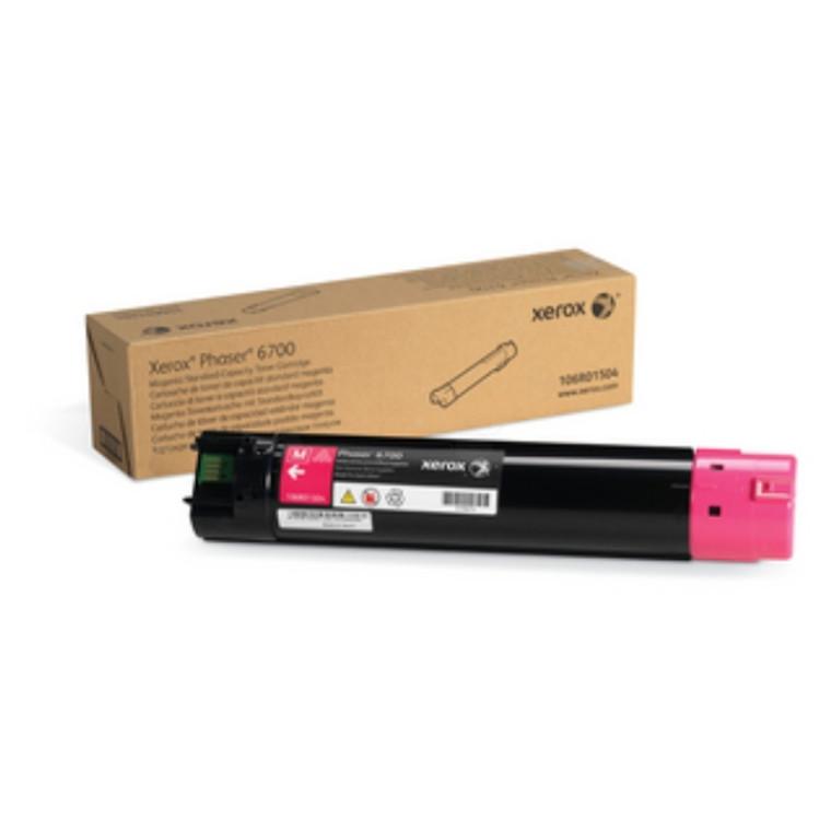 106R01504 Xerox 106R01504 Magenta Toner