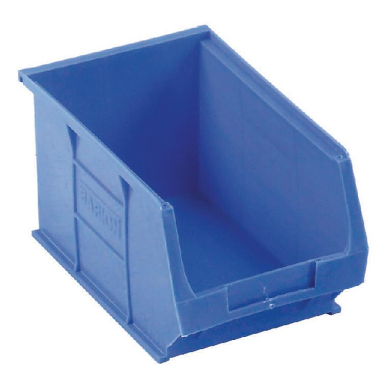 MJ71370 Barton Tc3 Small Parts Container Semi-Open Front Blue 4 6L 150X240X125mm Pack 10 010031