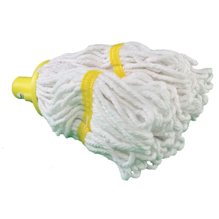CNT00769 180g Hygiene Socket Mop Head Yellow 103061YL