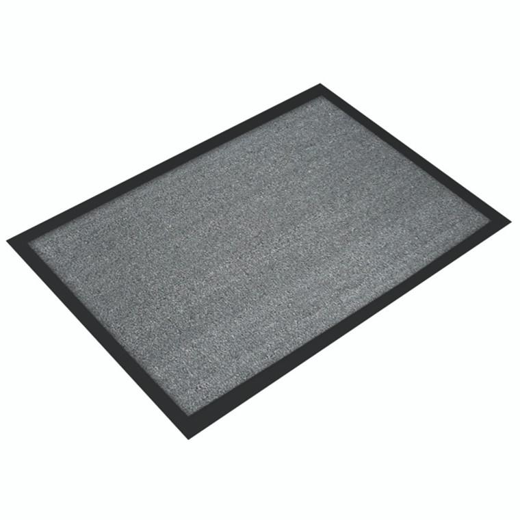 FL74787 Doortex Value Mat 800x1200mm Grey FC480120VALGR