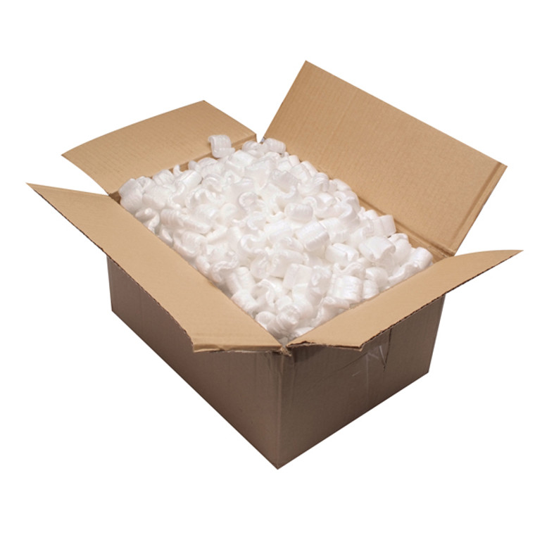 MA99703 Green Loosefill Polystyrene Chips Pack 15 Cubic Feet 65804