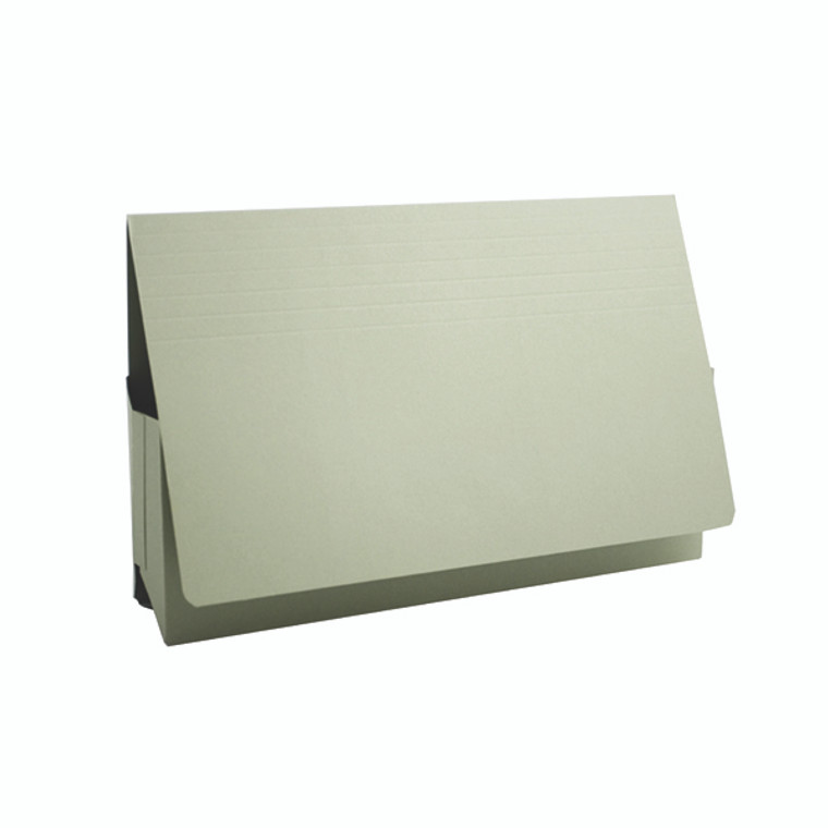 GH14733 Exacompta Guildhall Probate Document Wallet 315gsm Green Pack 25 PRW2-GRN
