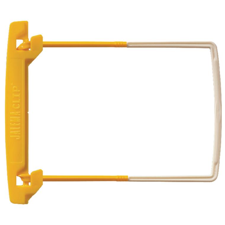 JM00206 Jalema Spring Binding Jalema Clip Yellow Pack 100 5710000