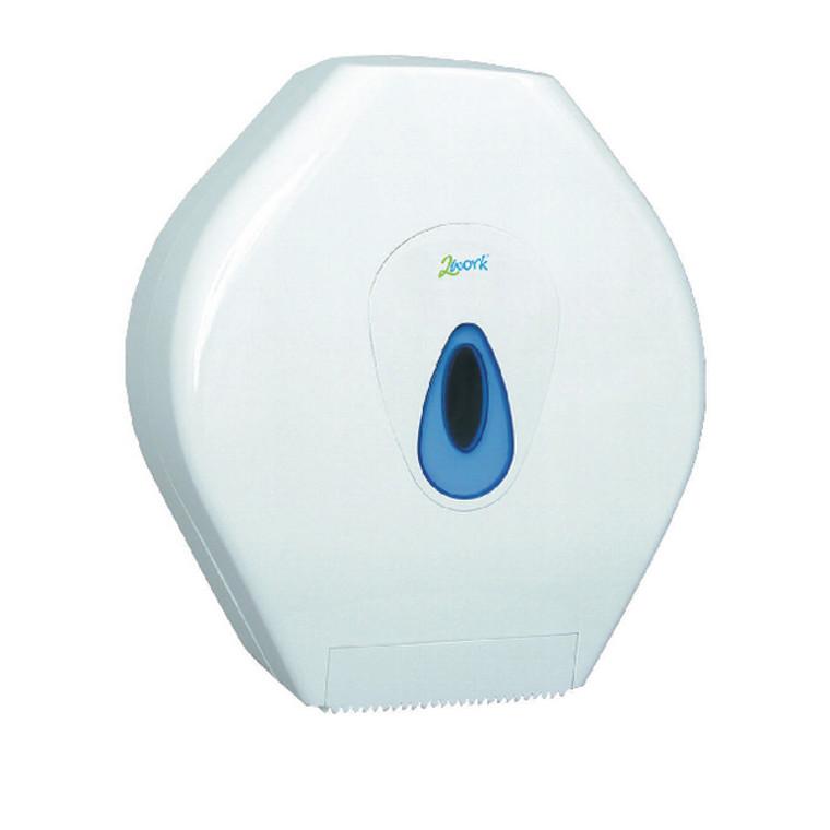 CT34014 2Work Mini Jumbo Toilet Roll Dispenser CT34014