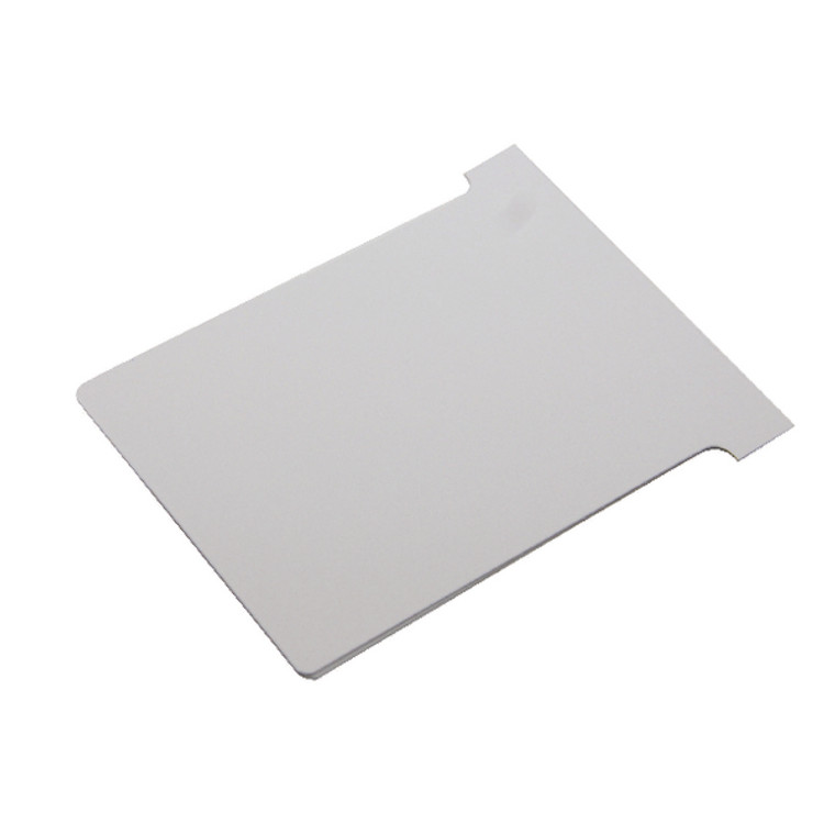 NB38911 Nobo T-Card Size 3 80 x 120mm White Pack 100 2003002