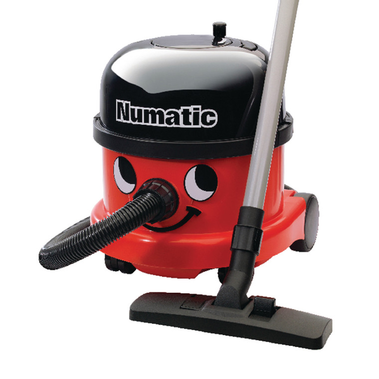 NU46164 Numatic Henry Commercial Vacuum Cleaner Red 900076