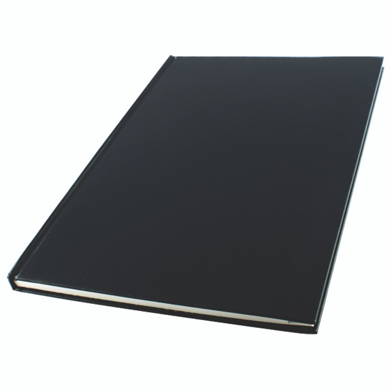 KF01063 Q-Connect Casebound Index Notebook 96 Pages A4 F00059