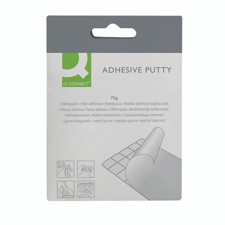 KF04590 Q-Connect Adhesive Putty 70g KF04590