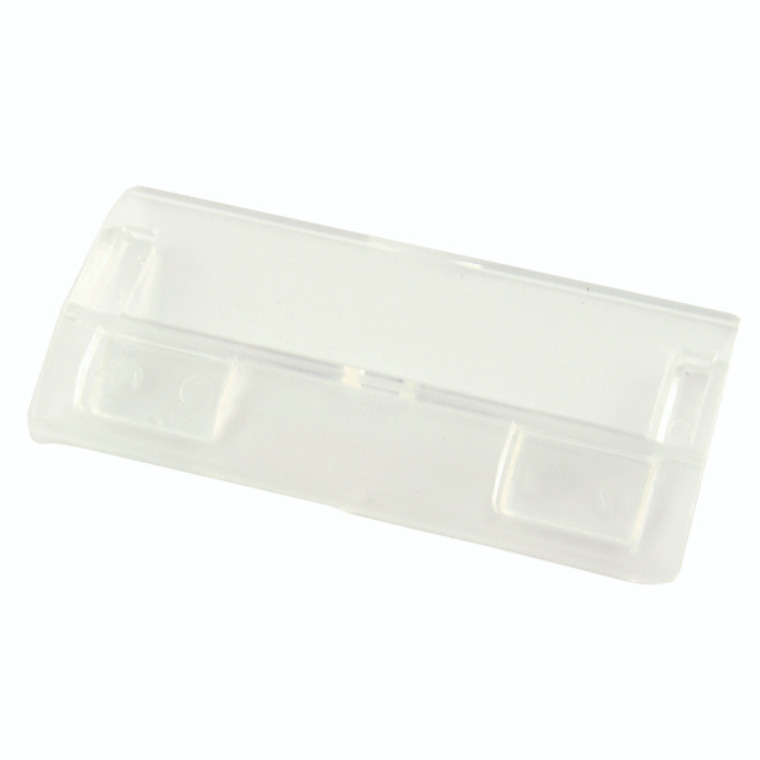KF21002 Q-Connect Suspension File Tabs Clear Pack 50 KF21002
