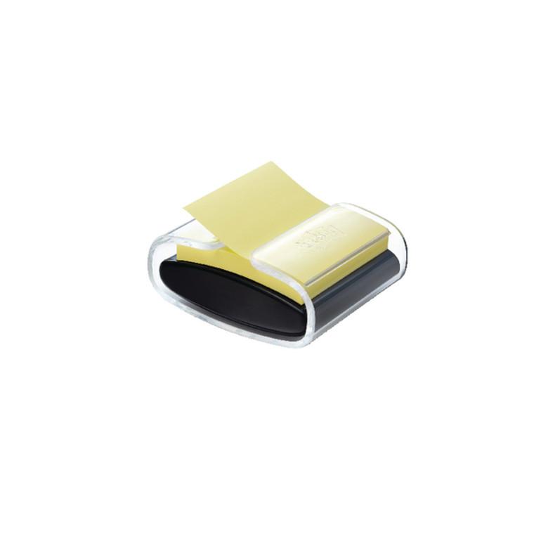 3M05438 Post-it Pro Z-Note Dispenser Black PRO-B-1SSCY-R330