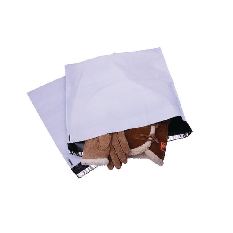 HF20213 Strong Polythene Mailing Bag 460x430mm Opaque Pack 100 HF20213