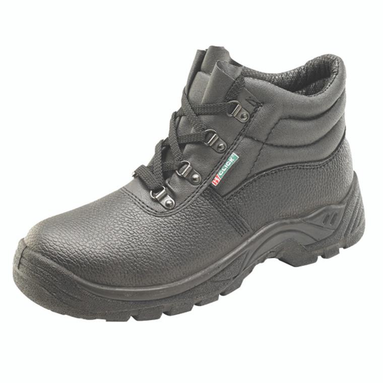 BRG10080 Mid Sole 4 D-Ring Boot Black Size 10 CDDCMSBL10