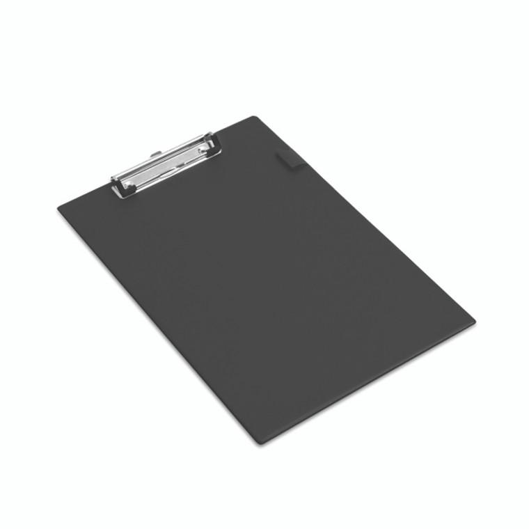 HT03084 Rapesco Standard Clipboard Foolscap Black VSTCBOB2