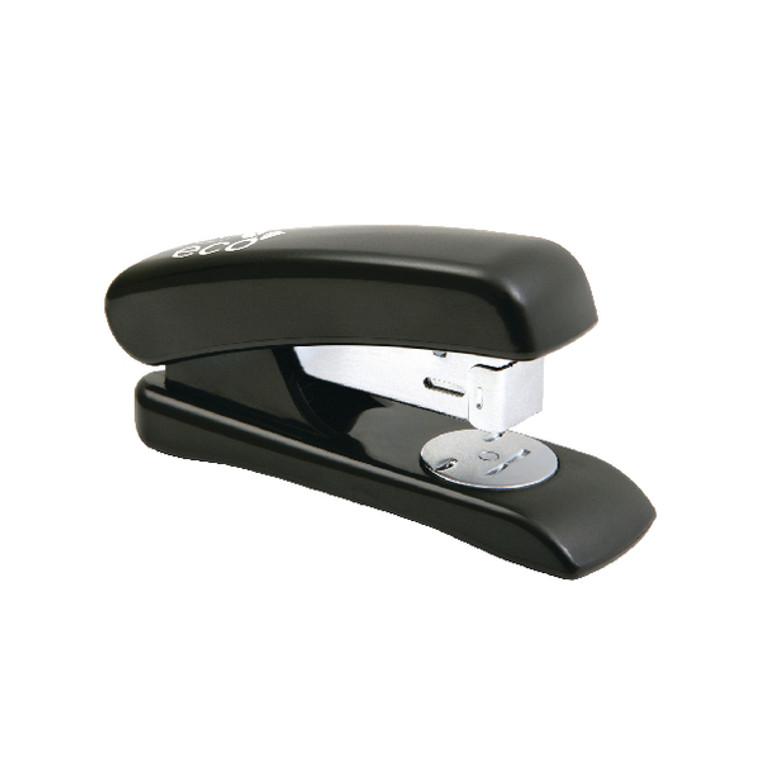 HT00047 Rapesco Eco Half Strip Stapler Black 1084