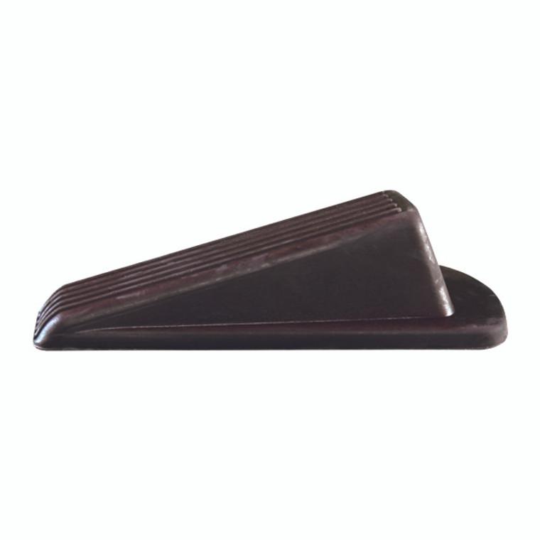 HS09133 Door Wedge Heavy Duty Brown Non-slip base unobtrusive design 9133