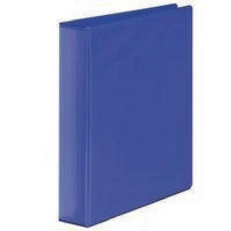 WX70298 Blue 65mm 4D Presentation Ring Binder Pack 10 WX70298