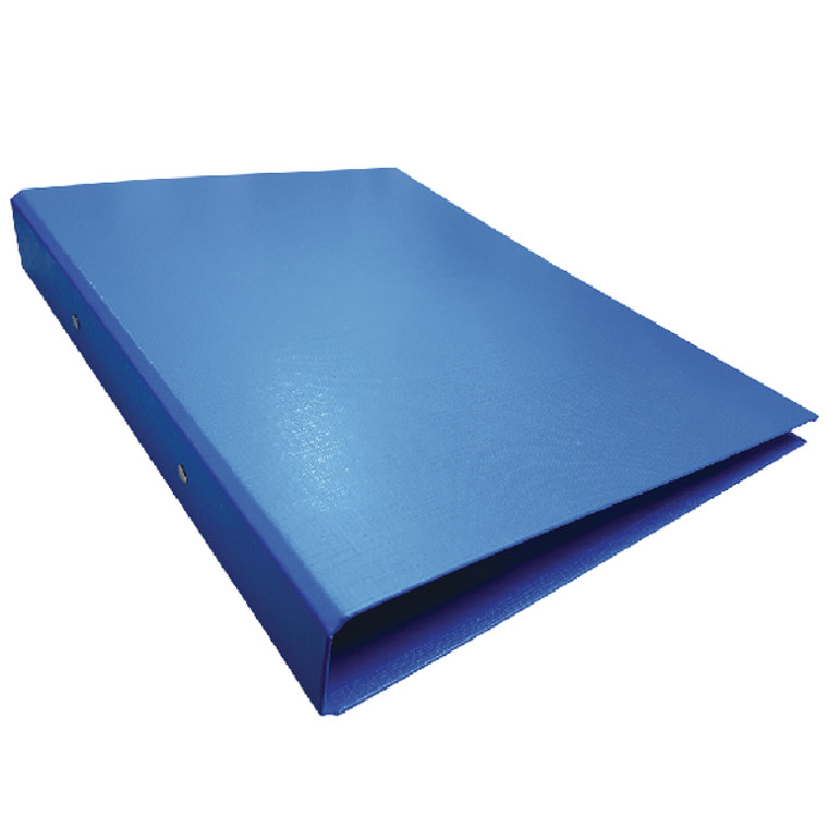 WX02003 Blue A4 2-Ring Ring Binder Slim line binder with 25mm capacity Pack 10 WX02003