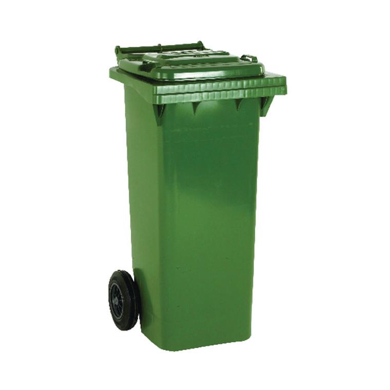 SBY14069 Wheelie Bin 80 Litre Green W445 x D525 x H930mm 331264