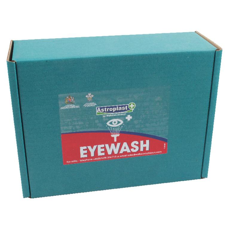 WAC10848 Wallace Cameron Sterile Eyewash Refill 500ml Pack 2 2404039