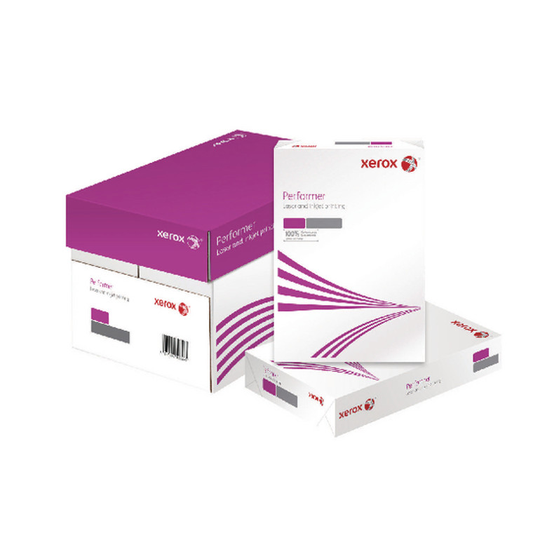 XX49049 Xerox Performer A4 Paper 80gsm White 500 Sheets 003R49049