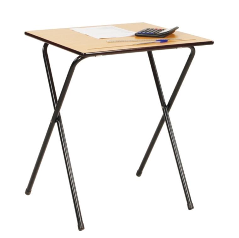 EF0001S-M Monarch Folding Exam Desk
